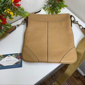 Coach Nude Messenger Bag